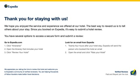 Managing and responding to reviews on OTAs: Hotel industry ...