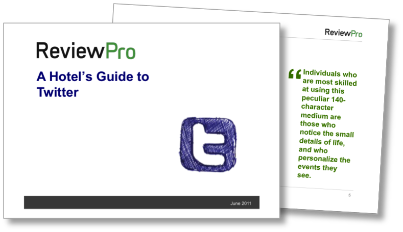 Download: Guide Twitter for Hotels