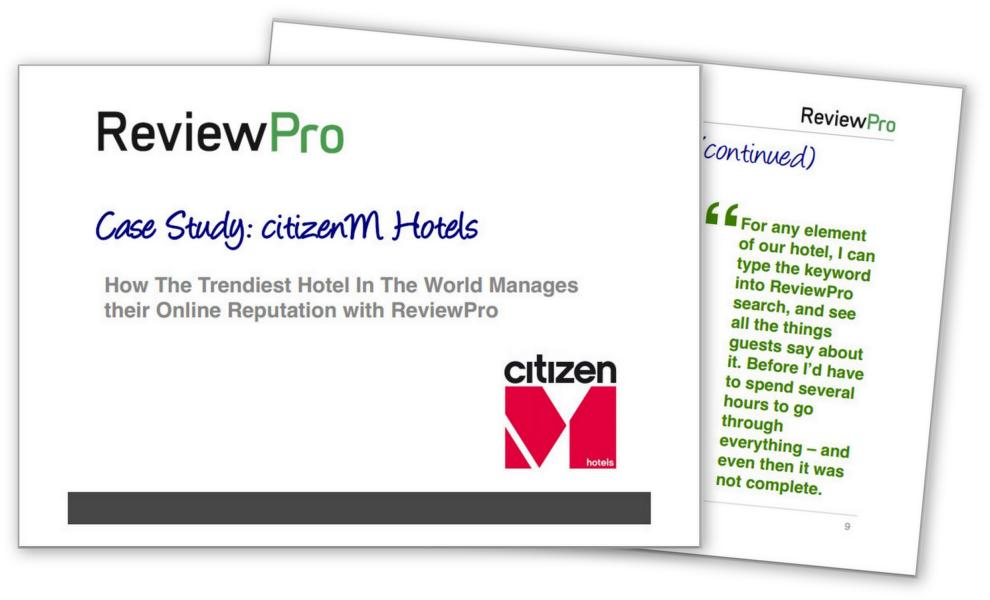 Download: Case Study - citizenM