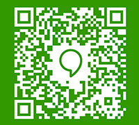 Guest Messaging Hub themed QR code